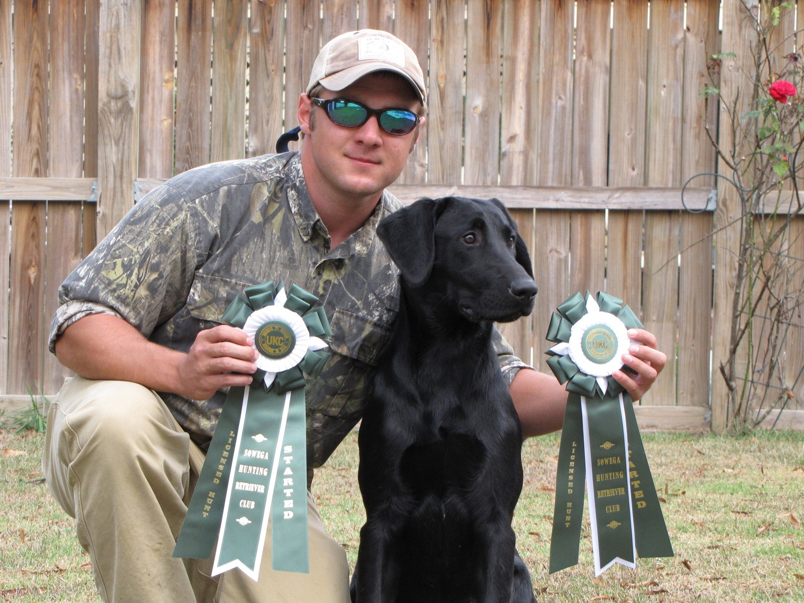 Dog Trainer - Caleb Horton