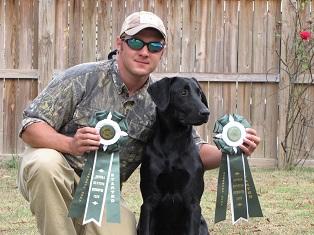 Dog Trainer - Caleb Horton